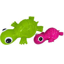 squeaky toy turtle